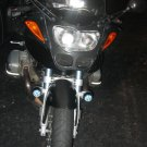BMW R1100S PIAA 1100x Driving Lights Auxiliary Lamp Kit