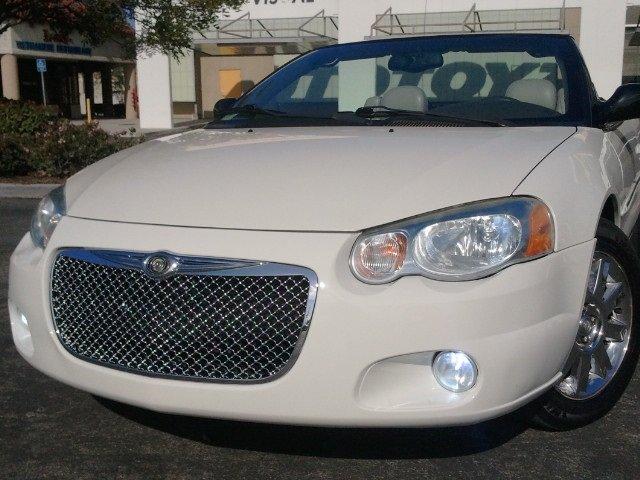 2004 2005 2006 Chrysler Sebring Sedan Angel Eye Driving Lamps Fog Lights