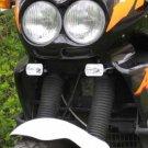 Micro Hella Driving Lights Fog Lamps for Honda Africa Twin XRV650 XRV750 CRF1000