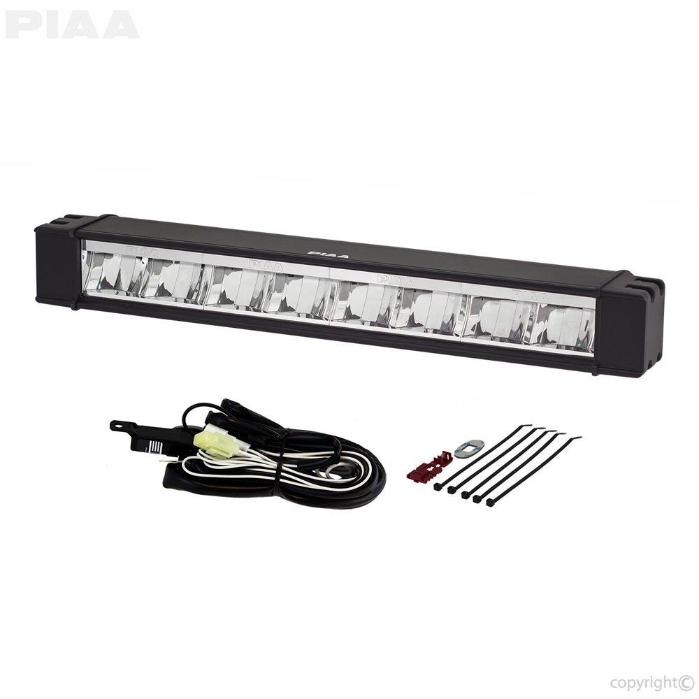 "PIAA RF18 6000K 18"" 64W LED Fog Light Bar 07218"