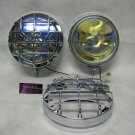 "2X PIAA 520 Plasma Ion Yellow 2500K Driving Lamp 6.25"" Enclosures ( 05203 )"