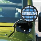 PIAA 540 Pillar Mount VSK Driving Lights for 2007-2017 Jeep Wrangler JK