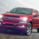 2018 2019 Ford F-150 Xtreme White Rectangular Fog Lamp Kit