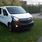 2014+ Opel Vivaro B X82 Xenon Fog Lamps Driving Lights Kit