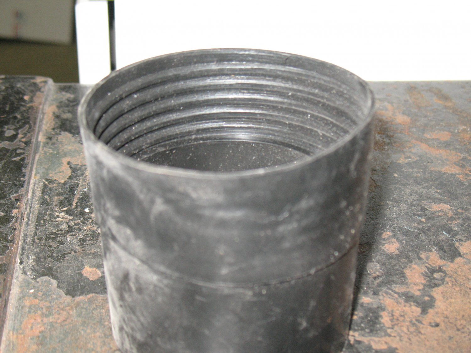 """Rubber Connection Collar for 3"""" Extendable Cold Air Intake Flexible Hose Pipe"""