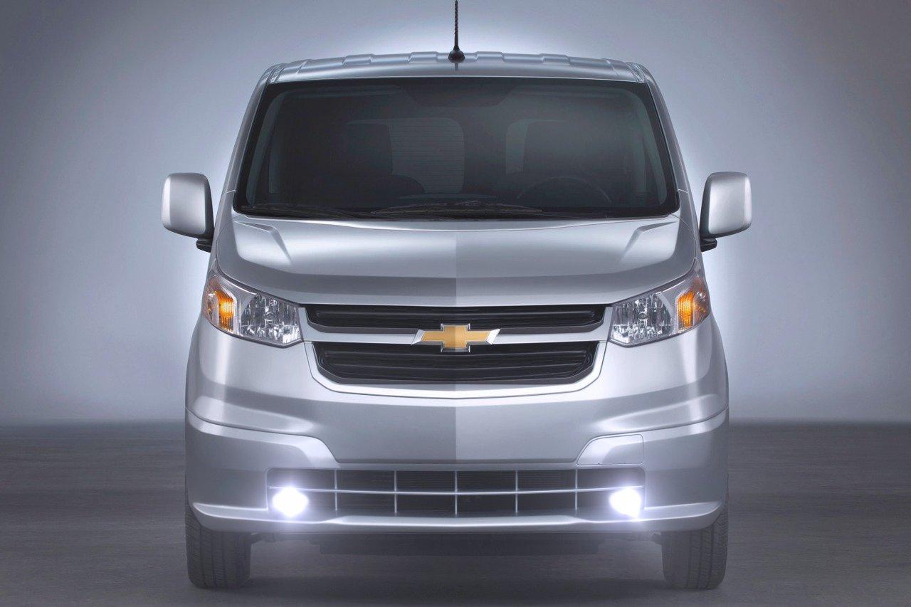 Chevrolet City Express Xenon Halogen Driving Lights Lamps