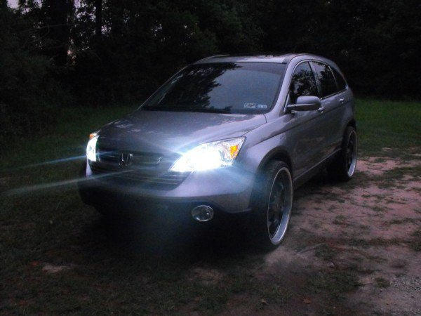 Honda CR-V Genuine Xenon HID Headlight Conversion Kit