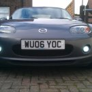 2006 2007 2008 Mazda MX-5 Xenon Fog Lamps Lights Miata NC Kit