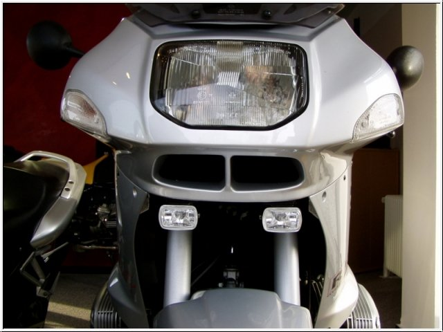 BMW R1100RS R1100 RS Hella Fog Lights Kit