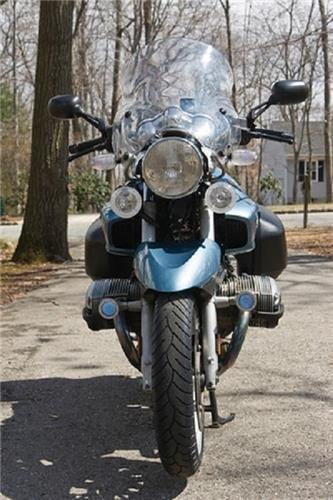 BMW R1200C R1200CL R1200CLC R850C Halo Fog Lamps Driving Lights Kit