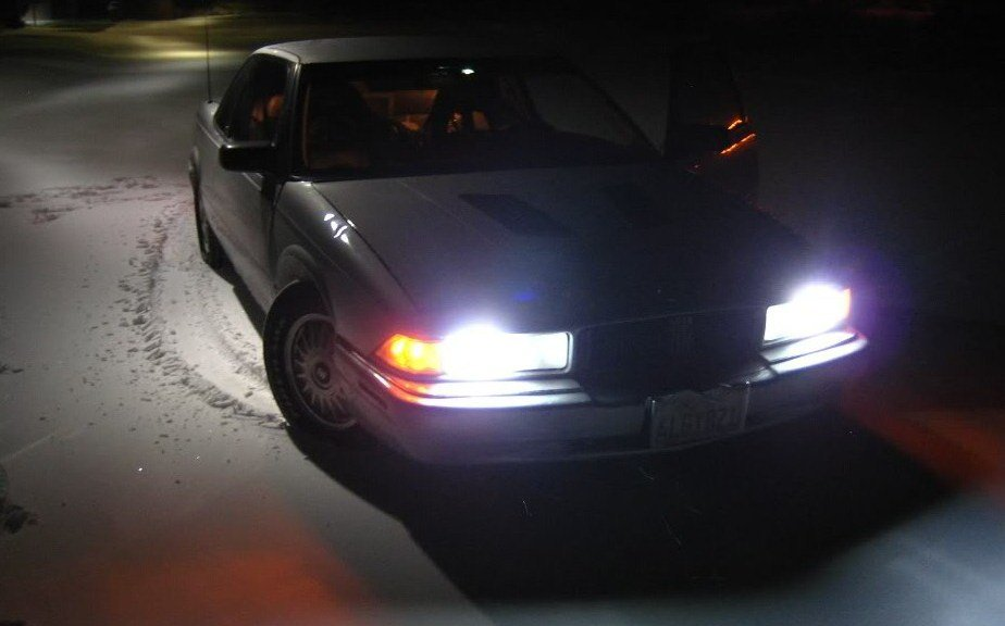 Buick Regal Headlight Xenon HID Conversion Kit All Years 3x Brighter
