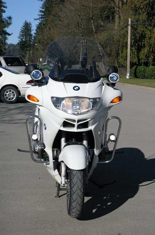 BMW R1150RT-P R1200RT-P PIAA 1100x Bar Driving Light Lamps Kit ( all years )