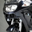 BMW K1200RS Chrome PIAA 1100x Auxiliary Driving Lights Lamps Kit (all years)