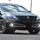 Acura ZDX Xenon Halogen Fog Lamps Lights Kit