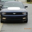 Ford Mustang PIAA LED DRL Daytime Running Lights All Years