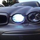 H9 6000K White Blue 55 Watt Xenon HID Kit Fog Spot Light Bulb Conversion