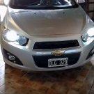 Chevrolet Aveo Aveo5 Super White Head Light Bulbs Replacement Upgrade
