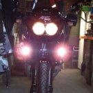 LED Fog Driving Lights Lamps for Honda Africa Twin XRV650 XRV750 XRV750T