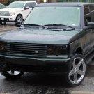 Range Rover Tinted Headlight Headlamp Protective Overlays Film ( all years )
