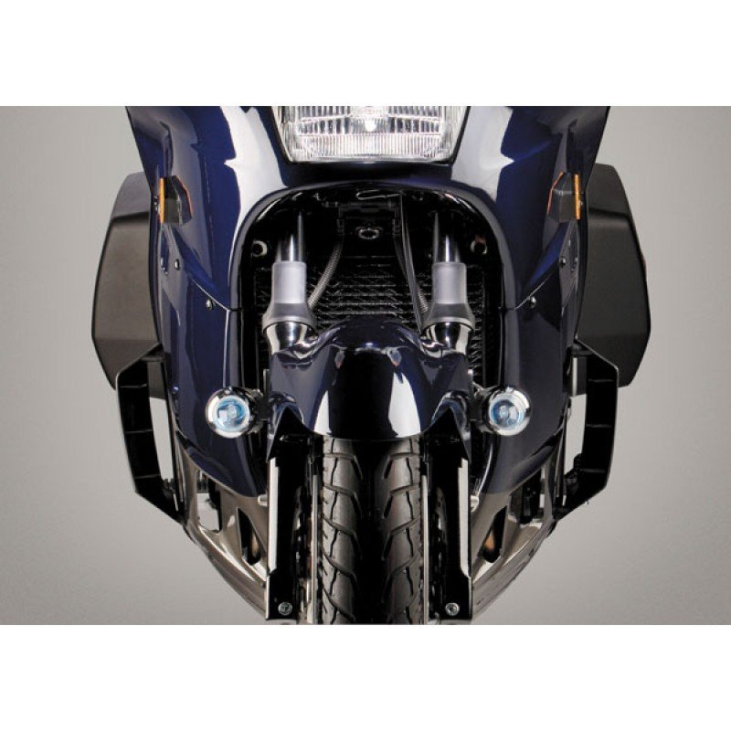 Yamaha FJR1300 LED 6000K Flood Lights Auxiliary Lamps Kit (all years)