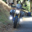 BMW R nineT 6000K LED Auxiliary Lamps Lights Kit