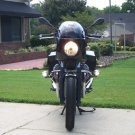 Moto Guzzi V7 6000K LED Auxiliary Lamps Bright Lights Kit