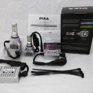 PIAA 9006 6000K High Output LED Bulbs Conversion Kit