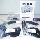 PIAA 74652 Light Mounting Brackets for BMW F650GS F800GS Twin Sport Touring