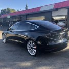 Smoked Taillamp Protective Tinted Film Covers for Tesla Model 3 & Y