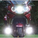 BMW K1600GT 6000K LED Auxiliary Fog Driving Lights Lamps