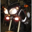 Yamaha XT1200Z Super Ténéré White Hella Driving Lights Kit Tenere
