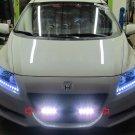 PIAA Intelligent 6000K DR305 LED Daytime Running Lights for Honda CR-Z