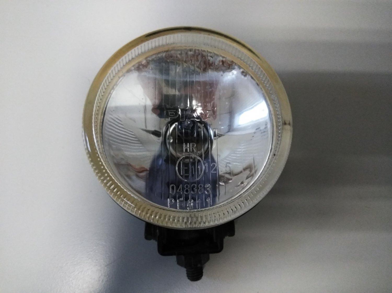 "Used PIAA 510 4"" Round Single Lamp Enclosure"