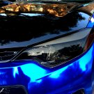 Tinted Headlight Film Overlays for Toyota Corolla (all years)