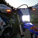 Super White Headlamp Light Bulbs for Yamaha WR250R WR250X