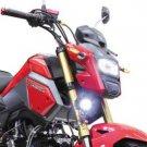 6000K LED Auxiliary Fog Lights Kit for Honda Grom MSX125