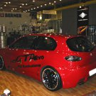 Alfa Romeo 147 Tinted Smoked Taillamps Taillights Tail Lamsp Lights Protection Overlays