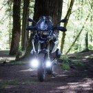 PIAA 1100p LED Light Kit for 2015 2016 BMW F800R F800 R