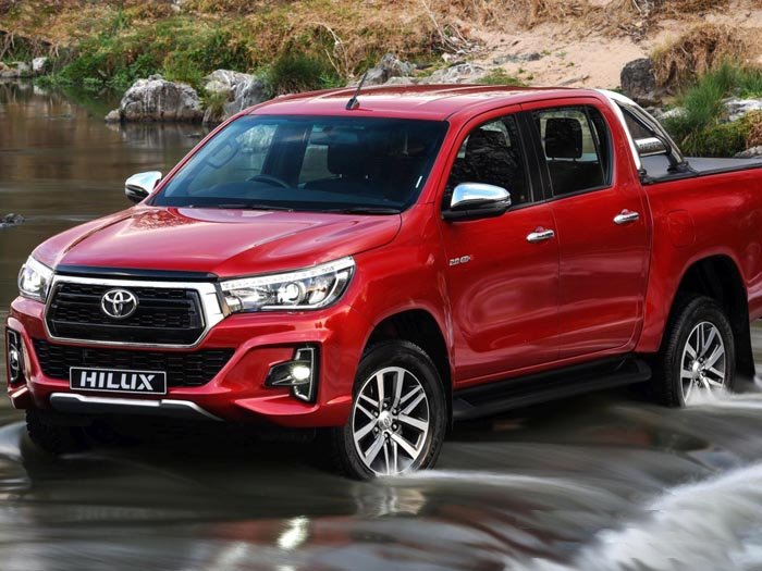 Xenon Halogen Fog Lamps Lights for 2017 2018 2019 2020 Toyota HiLux