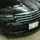 Tinted Headlights Protective Film Overlays Covers for Chrysler Crossfire