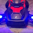 Blue LED Auxiliary Fog Driving Lights for Can-Am Spyder Roadster FS RT RS ST