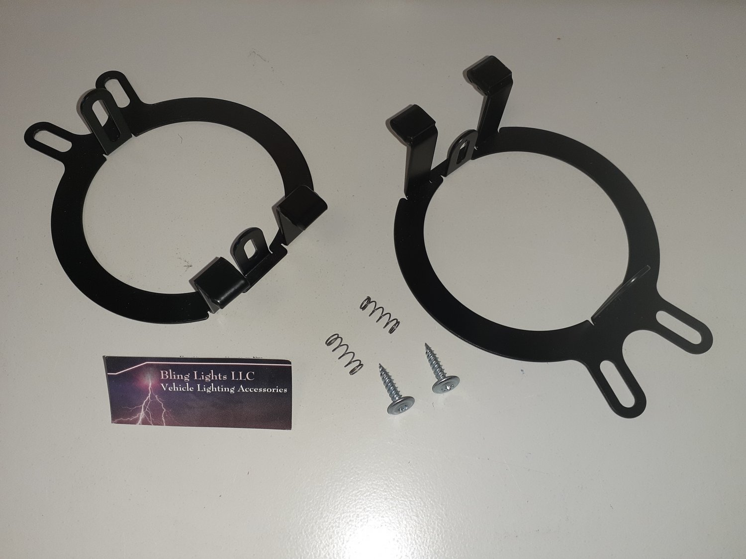 PIAA LP530 Driving Fog Light Kit Brackets Only for 2014-2021 Toyota Tundra