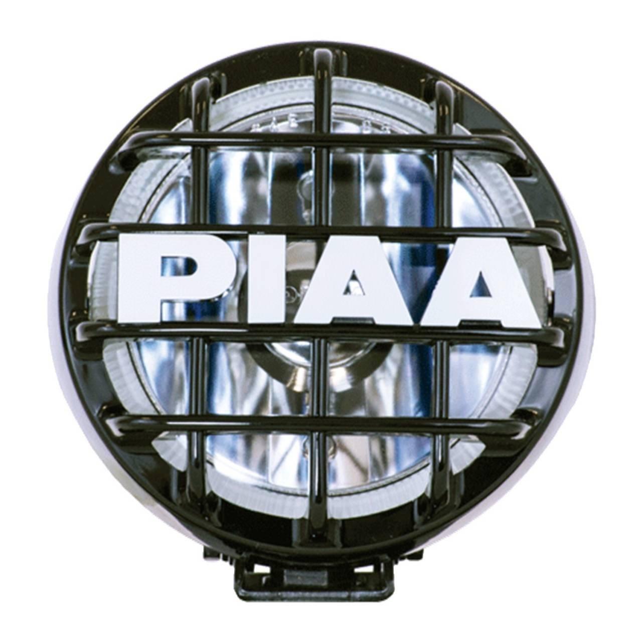 "PIAA 510 Xtreme White 4"" Round SMR Fog Light 05110 Single Lamp Enclosure"