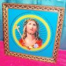 Folkart-02: Novelty Jesus Picture Wall Art
