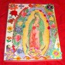 Folkart-09: Novelty virgin guadalupe Picture Wall Art