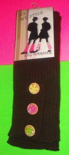 legwarmer-01: Hand decorated colorful legwamers