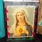 njewelrybox-04: Novelty Sacred Heart of Mary Virgin Guadalupe Jewelry Box