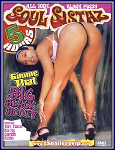 GIMME THAT BIG BLACK BOOTY -- 5 HR ADULT MOVIE