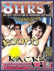 ROUND RACKS -- 8 HR ADULT MOVIE