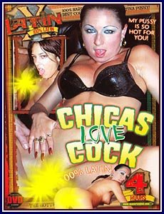 CHICAS LOVE COCK -- 4 HR ADULT MOVIE
